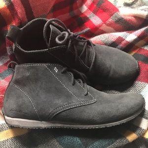 Eddie Bauer Suede Ankle Boots